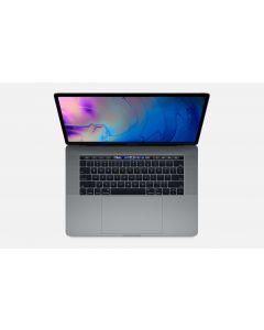 15吋 MACBOOK PRO 觸控欄及 Touch ID: 2.3GHz 8 核心第 9 代 Intel Core i9 處理器, 512GB - 太空灰