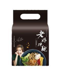 老媽拌麵 - 胡椒麻醬拌麵 564g/袋 MOM1