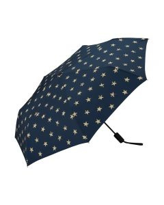 W.P.C. Japan Asc Foloding Umbrella (Vintage Star Mini) MSJ-065