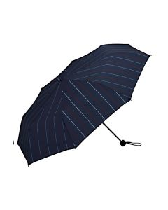 W.P.C. Unisex Wind Resistance Folding Umbrella (Stripe) MSZ-041-STRIPE