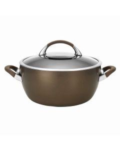 Circulon 朱古力圈圈鍋 - 26厘米/5.2公升燜煮鍋 (#82769) MYREX_82769