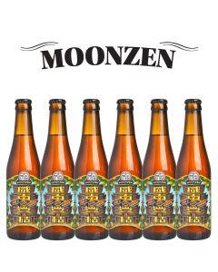 Moonzen - 江西咸柑桔IPA 6支裝 MZ201901