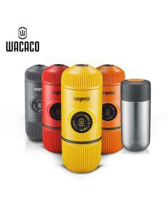 WACACO Nanopresso + Nanovessel NanoNanovessel