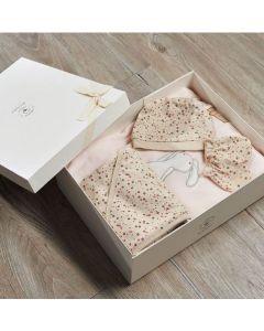 0/3 Baby - Floral New Born Set G08-NB004-TP