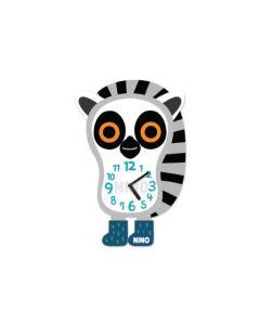 NINO韓國製童趣時鐘 – 小狐猴
