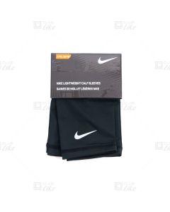 Nike Lightweight Calf Sleeves 黑色/銀色 (大/加大)