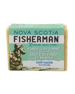 NSF手工潔膚皂-芬迪泥薄荷