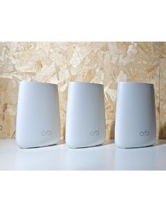 NETGEAR Orbi Micro AC2200 三頻無線路由器系統 3 件套裝 (RBK23)
