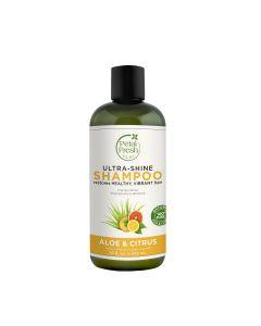 Petal Fresh - 蘆薈柑橘有機洗髮液