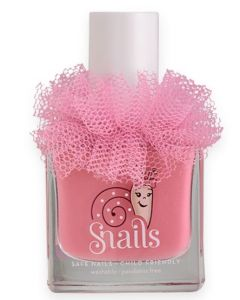 Snails 希臘水性兒童無毒指甲油 - 芭蕾舞孃系列:經典粉紅