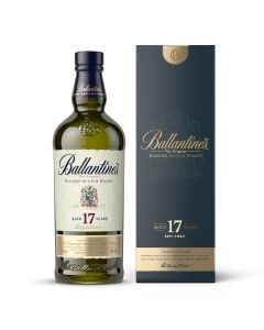 PRBT0276H Ballantine's 17 Years Old Blended Whisky