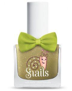 Snails 希臘水性兒童無毒指甲油 - 青蛙王子