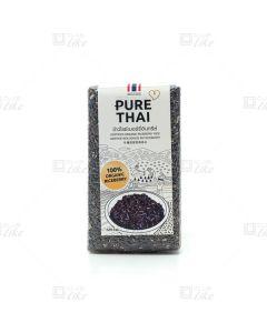 Pure Thai - 有機認證紫莓香米 PURE_THAI01