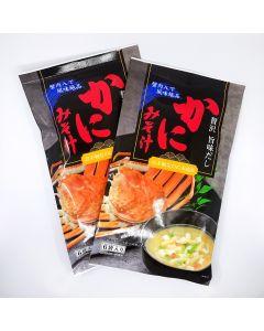 石井 - 日本蟹 味噌湯 (六小包裝) RFCrabMiso