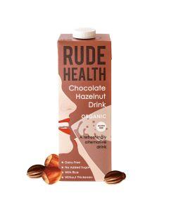 Rude Health - 有機朱古力榛子素奶