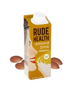 Rude Health - 迷你有機杏仁素奶 RH811