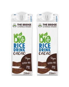 The Bridge - 意大利有機朱古力米奶 (兩包) RM-BC250