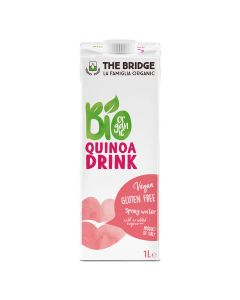 The Bridge - Bio Quinoa Drink Natural  RM-BQ1000