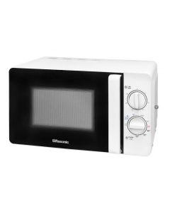 RMO-W208MG 旋鈕式燒烤微波爐 (20公升) 白色 RMO-W208MG_White