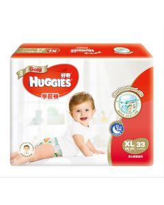 Huggies - Gold Pants XL 33pcs 306-S7M
