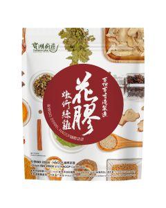 寶湖廚莊 - 花膠螺片燉竹絲雞 SB-3015