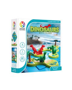 Smart Games - Dinosaurs - Mystic Islands
