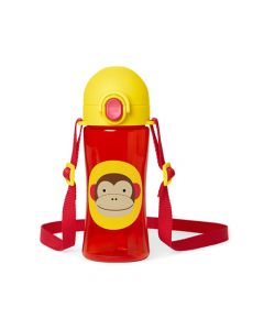 Skip Hop - Zoo可愛動物園運動水樽 -   猴子