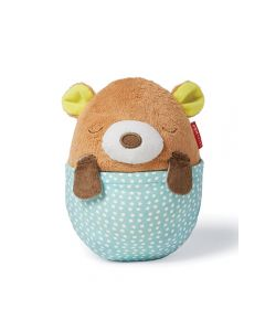 Skip Hop - Moonlight & Melodies Hug Me Projection Soother - Bear SH307156