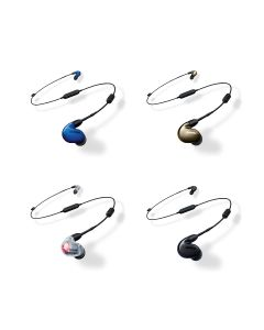 Shure  SOUND ISOLATING EARPHONES (RMCE-BT2 Bluetooth 5.0 Cable Version) SE846 (4 colors) SHURE_SE846