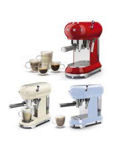 SMEG 50'S Espresso Coffee Machine