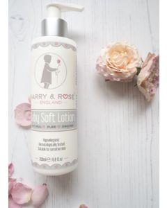 Harry & Rose 嬰兒潤膚乳液 ( 英國製造 )