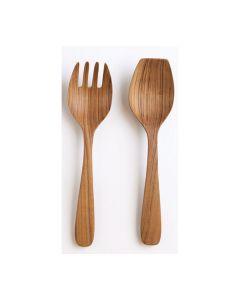 Chabatree 沙律匙和叉