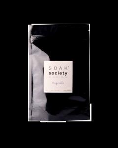 "SOAK SOCIETY 澳洲天然 ""ORIGINALE"" 香氛舒壓浴鹽 100g SSRWS2"
