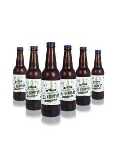 麥子啤酒-公利蔗汁手工啤酒 330ML  6支