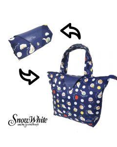 雪姑七友系列摺疊式手挽袋(SW9013)