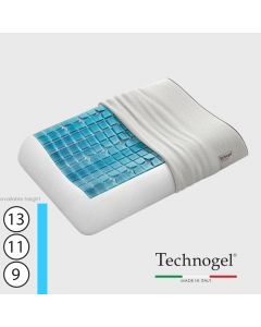 Technogel® Anatomic Pillow (9cm) AA09
