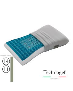 Technogel® Side Lab Pillow (11cm) LS11
