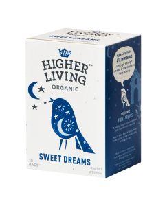 Higher Living -  Organic Teas Sweet Dreams  TB-HLSD415