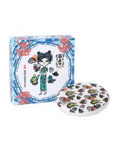 茶老七 - 「慢活」昔歸昔洱 (生茶)茶餅|茶老七 x Mickco Chan 特別版
