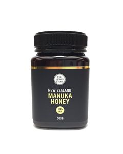 The Honey Store MGO 100+ Manuka Honey 500g THS-100-500GM