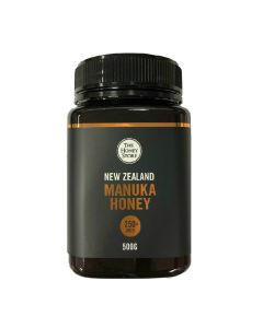 The Honey Store MGO 250+ Manuka Honey 500g THS-250-500GM