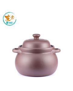 友余 - 手工紫砂湯煲 (2公升) TPC-01-2