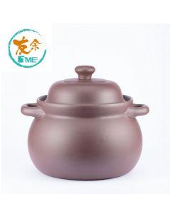 友余 - 手工紫砂湯煲 (3公升) TPC-01-3
