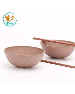友余 - 手工紫砂碗筷套裝 (清灰泥) TPC-03-GR