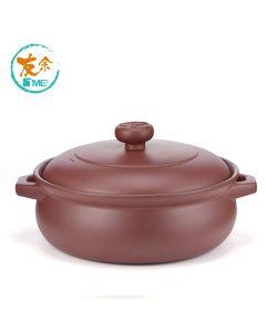 友余 - 紫砂養生萬用鍋 (3.5公升) (紫泥) TPC-17-PBR