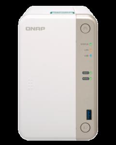 QNAP TS-251B-2G 2-Bay 網路儲存設備(NAS)