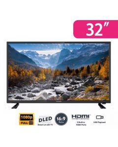 """Thomson - 32"""" Full HD TV - TVLED32HK TVLED32HK"""