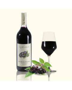 Van Nahmen -  Organic Elderberry Juice VH5606