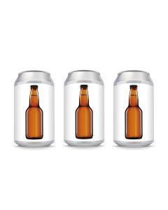 Heroes Bottled Beer 330ml x3 W00377