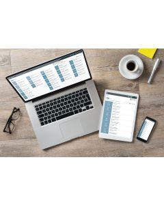 W+ DIY 網站設計及線上活動報名系統